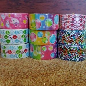 NIP Craft Tape Lot